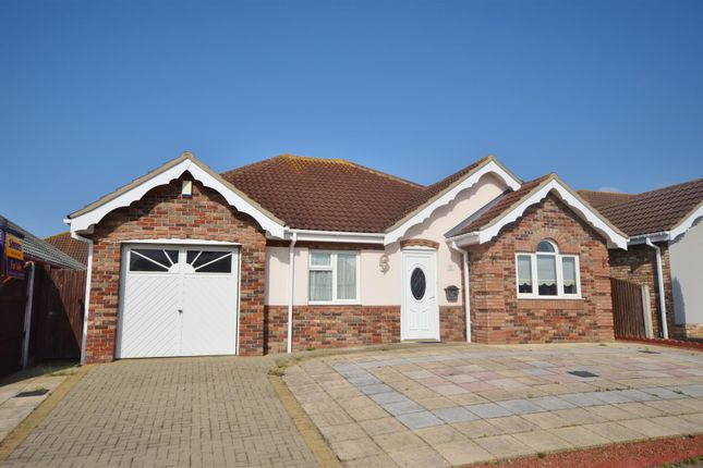 Thumbnail Detached bungalow for sale in Highlands Grove, Clacton-On-Sea
