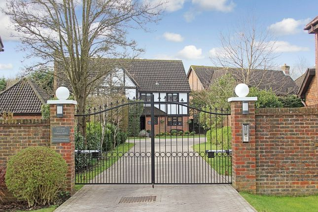 Thumbnail Detached house for sale in Billington Gardens, Hedge End, Southampton