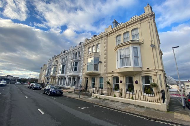 Thumbnail End terrace house for sale in Citadel Road, Plymouth