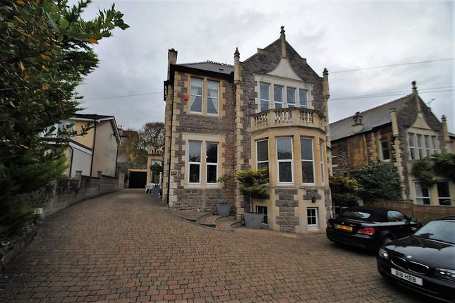 Thumbnail Detached house for sale in Grove Park Road, Weston-Super-Mare