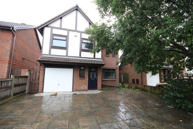 Thumbnail Detached house to rent in Elvington Road, Hightown, Liverpool