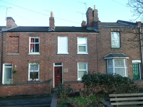 Thumbnail Terraced house to rent in Grove Place, Leamington Spa