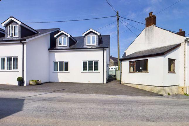 Thumbnail Semi-detached house to rent in Felingwm, Carmarthen
