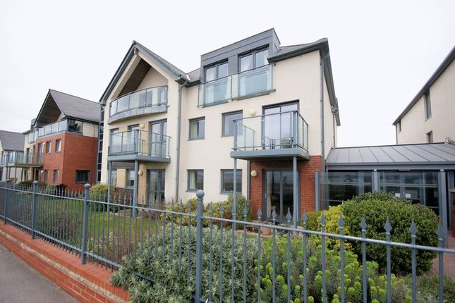 Thumbnail Flat for sale in Anchorage Court, Marine Parade East, Lee-On-The-Solent