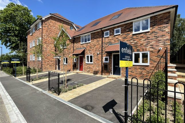 Thumbnail End terrace house for sale in Harcourt Road, Southampton