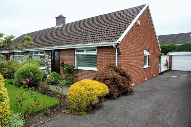 Thumbnail Semi-detached bungalow for sale in Seventree Road, Derry / Londonderry