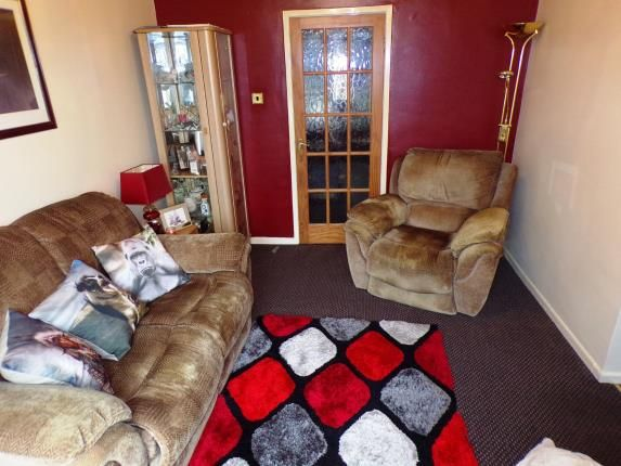 Living Room of Dumfries Close, Bispham, Blackpool, Lancashire FY2