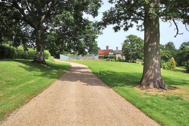 Entrance Drive of Horsted Lane, Sharpthorne, East Grinstead, West Sussex RH19