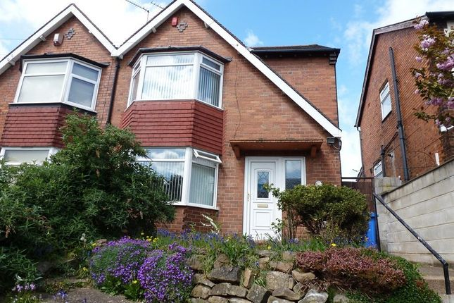Thumbnail Semi-detached house to rent in Walpole Street, Derby