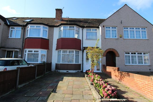 Thumbnail Terraced house to rent in Granville Road, Uxbridge