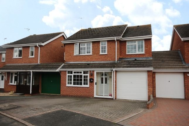 Thumbnail Link-detached house for sale in Marleigh Road, Bidford On Avon