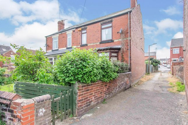 Thumbnail Semi-detached house for sale in Queens Terrace, Mexborough