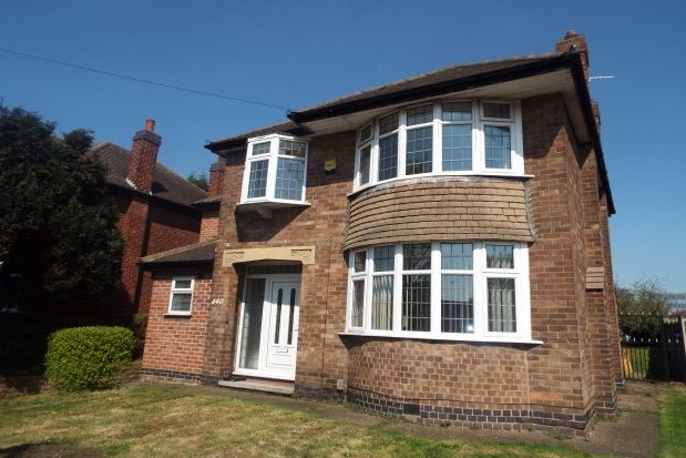 Thumbnail Detached house to rent in House Share, Nuthall Road