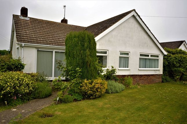 Thumbnail Detached bungalow for sale in Links Way, Littlestone, New Romney