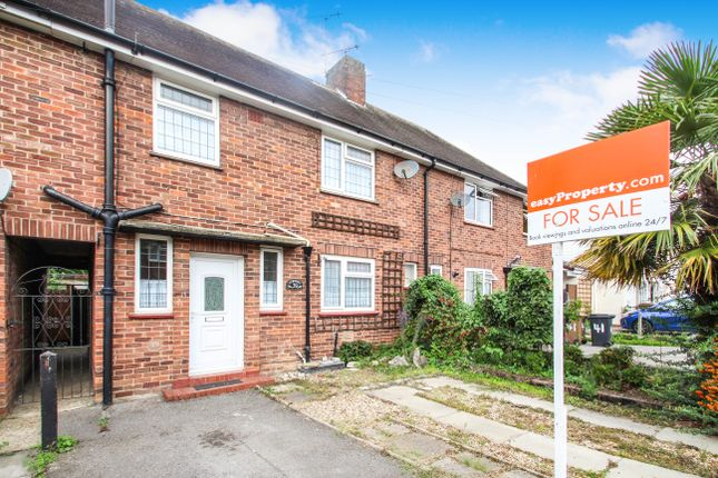 Thumbnail Terraced house for sale in Anderson Avenue, Chelmsford