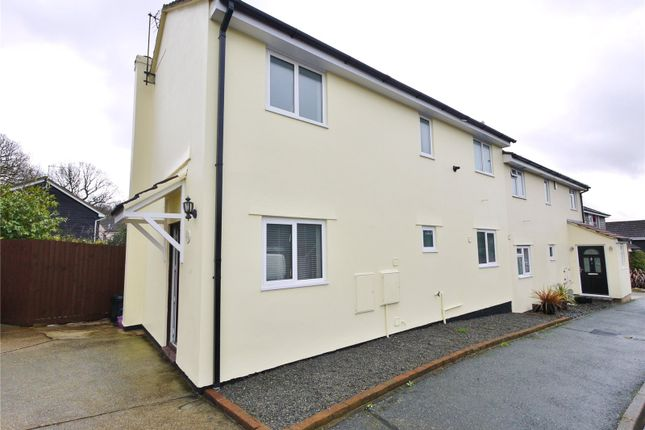 Thumbnail Semi-detached house for sale in Covenbrook, Brentwood, Essex