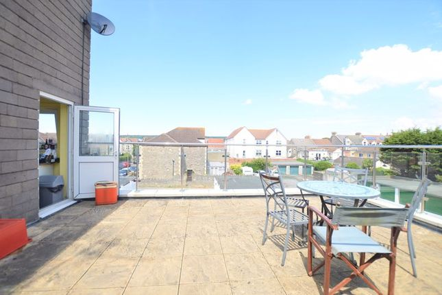 Thumbnail Flat for sale in Clarence Road North, South Ward, Weston-Super-Mare