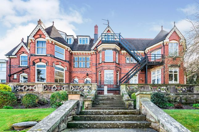 Thumbnail Flat for sale in Anchorage Road, Sutton Coldfield