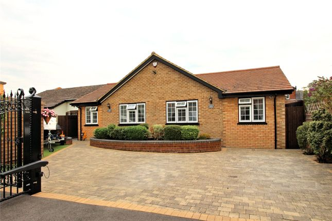 Thumbnail Detached bungalow for sale in Woking, Surrey