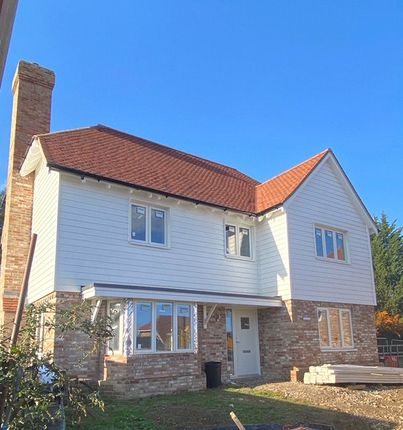 Thumbnail Detached house for sale in Hartley Road, Cranbrook
