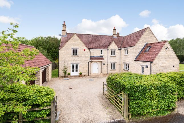Thumbnail Detached house for sale in Upper Wraxall, Chippenham