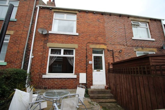 Thumbnail Terraced house to rent in Lister Avenue, Greenside, Ryton