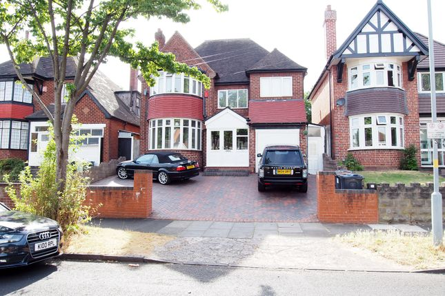 Thumbnail Detached house for sale in Beaudesert Road, Handsworth, Birmingham