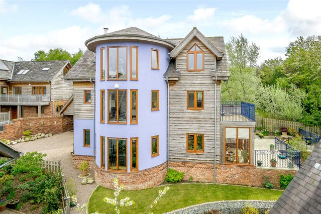 Thumbnail Detached house for sale in The Wintles, Bishops Castle, Shropshire
