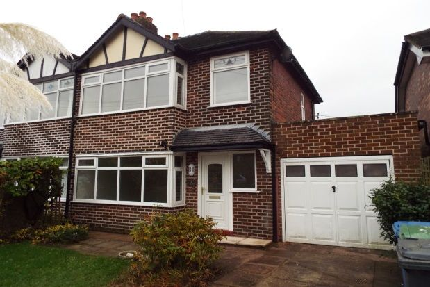 Thumbnail Semi-detached house to rent in Pepper Street, Appleton Thorn, Warrington