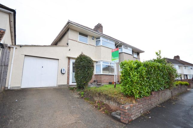 Thumbnail Property to rent in Beckington Road, Knowle, Bristol