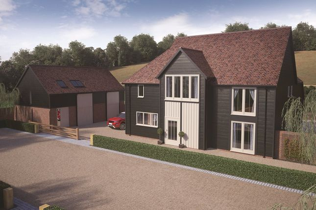 Thumbnail Detached house for sale in Home Farm, Bidborough, Tunbridge Wells, Kent