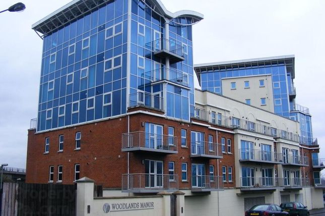Thumbnail Flat to rent in Stockmans Way, Belfast