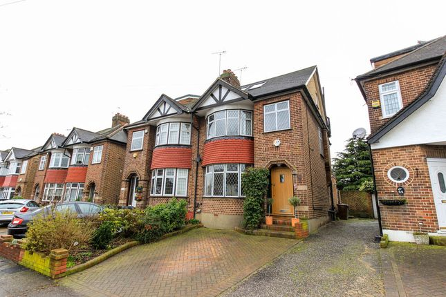4 bed semi-detached house for sale in Fairlight Avenue, London