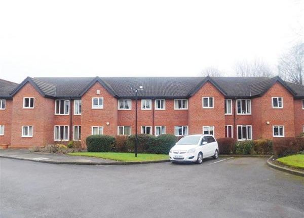 Thumbnail Flat to rent in Redwood House, Northenden, Manchester