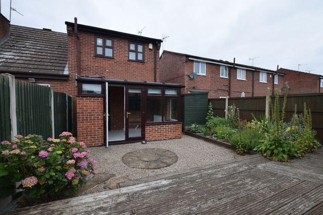 2 bed terraced house to rent in Alts Nook Way, Shardlow, Derbyshire DE72