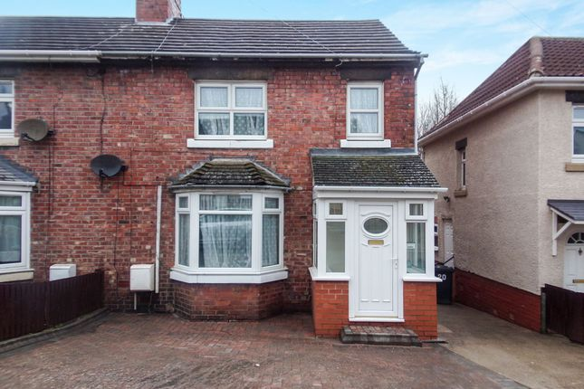 Thumbnail Semi-detached house to rent in Welbeck Road, Choppington