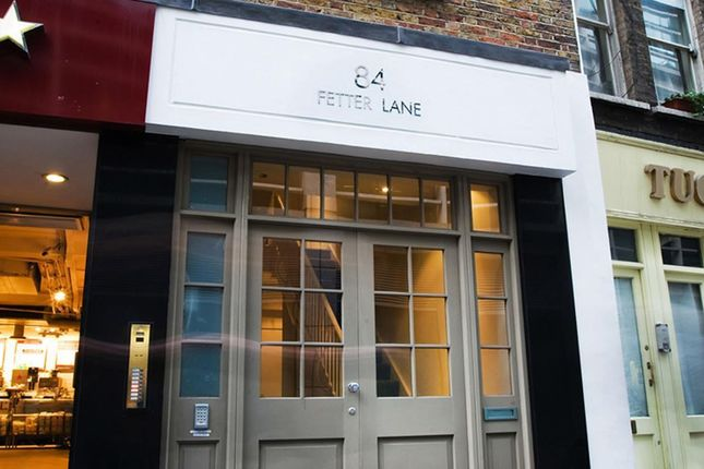 Thumbnail Flat for sale in Fetter Lane, London