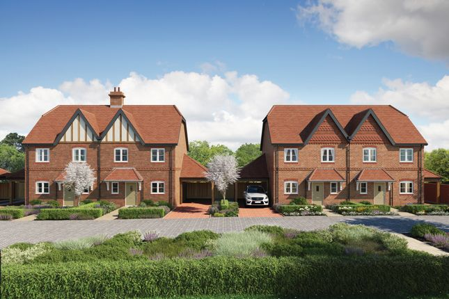 Thumbnail Semi-detached house for sale in The Foxcote At Eldridge Park, Bell Foundry Lane, Wokingham Berkshire