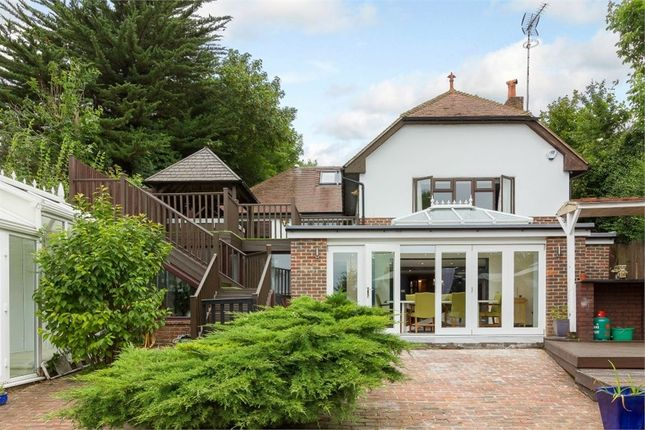 Thumbnail Detached house for sale in Church Road, Hartley, Longfield, Kent
