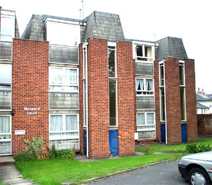Thumbnail Flat to rent in Mansard Court, Blythe Road, West Midlands