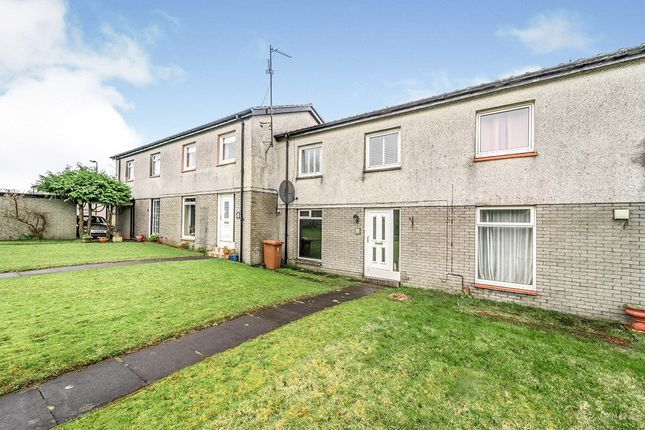 Thumbnail Terraced house for sale in Craigburn Court, Falkirk, Stirlingshire
