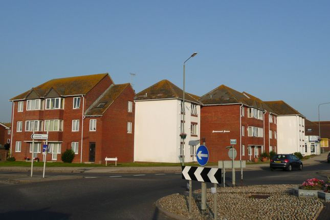 Thumbnail Flat to rent in Homecoast House, Cavell Avenue, Peacehaven