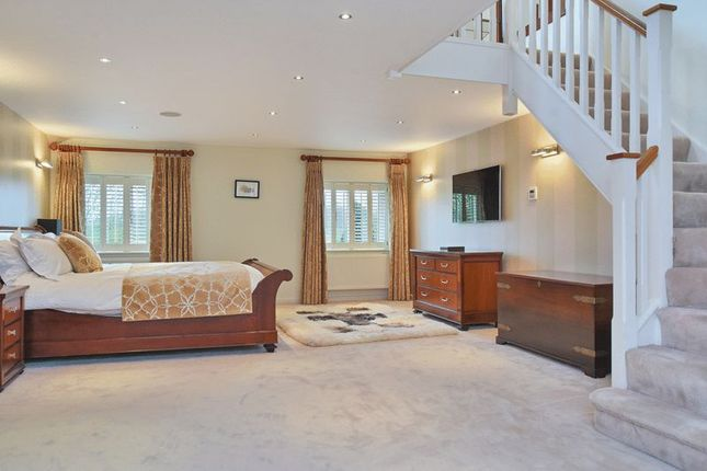 5 Bed Detached House For Sale In Swithland Lane Rothley