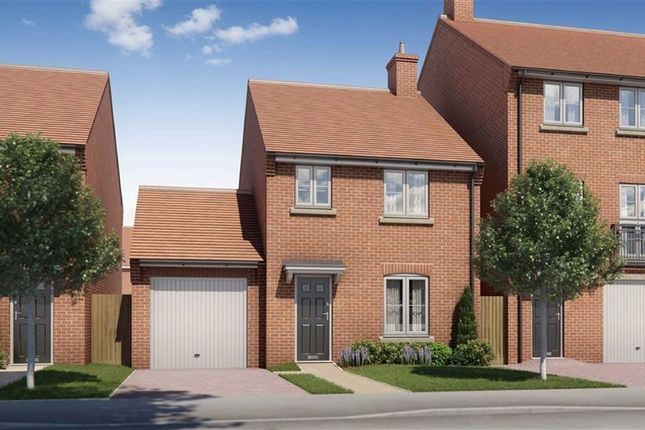 Thumbnail Detached house for sale in Worcester Street, Aylesbury