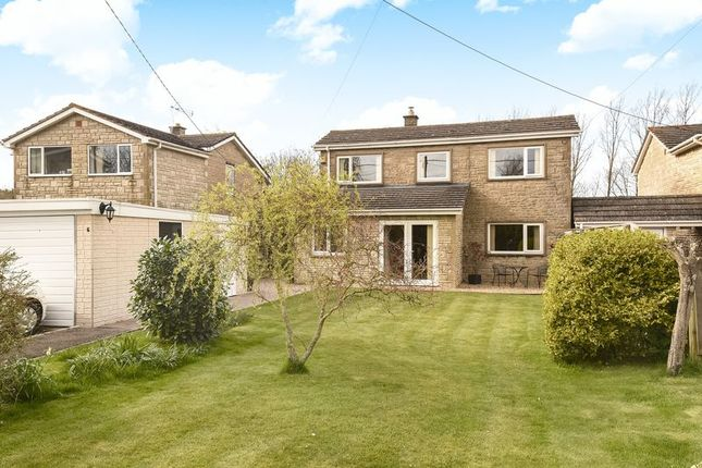 Thumbnail Detached house for sale in Manor Close, Chilton, Didcot