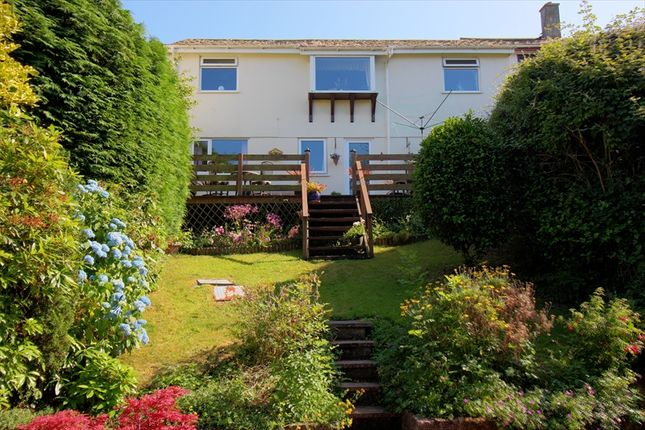 Semi-detached house for sale in Penmeva View, Mevagissey, St. Austell