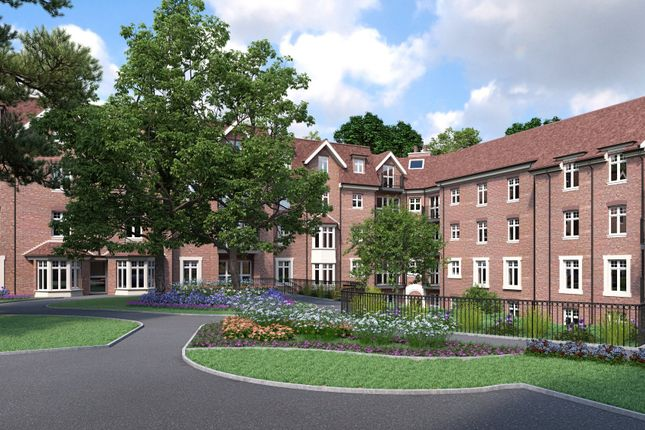 Thumbnail Flat for sale in Maple Bank, Church Road, Edgbaston, Birmingham