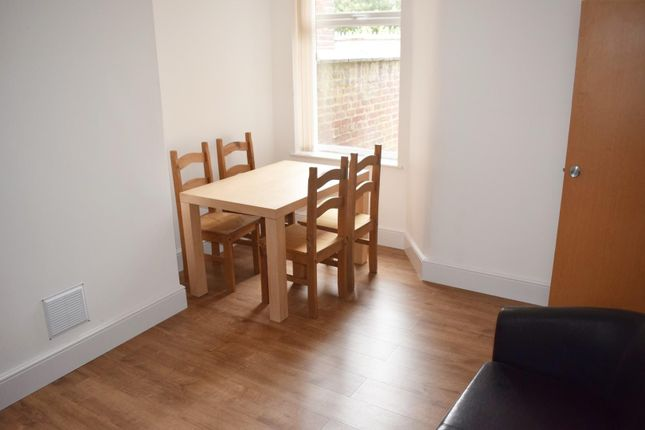 Living Area of Whitby Road, Fallowfield, Manchester M14