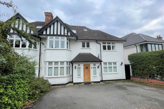 Thumbnail Property to rent in Parkside, London