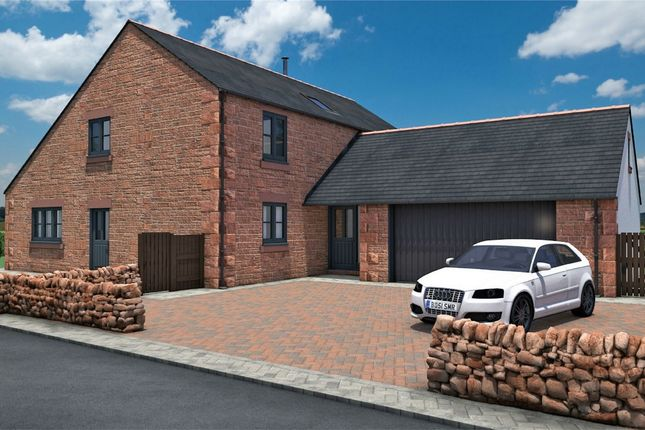 Thumbnail Detached house for sale in Oak Close, Winskill, Penrith